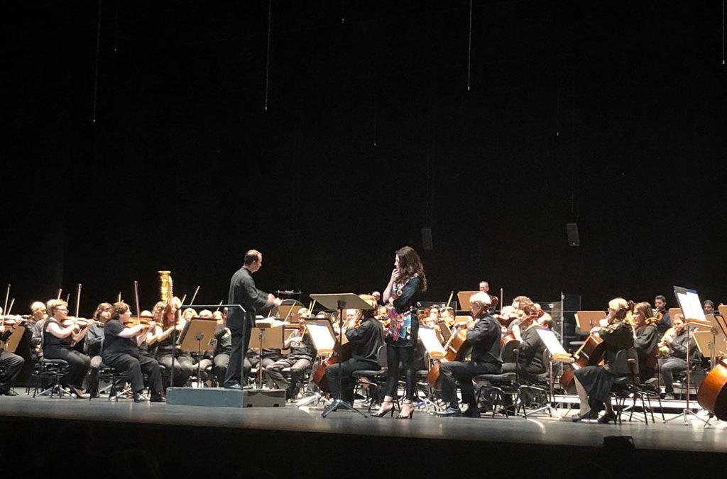 El aula con la Orquesta Sinfónica de Sevilla