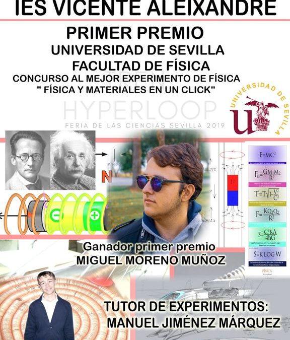 1º Premio de Física